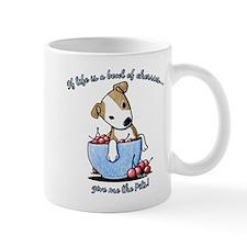 Give Me The Pits Mug