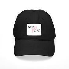 New Dad PINK Cap