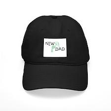 New Dad GREEN Baseball Hat