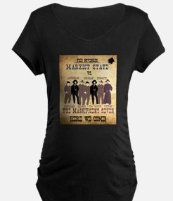 Marxist State Vs The Magnificent Seven T-Shirt