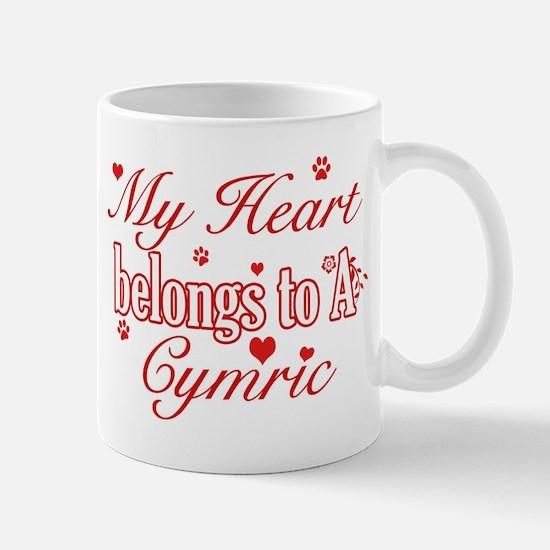 Cool Cymric Cat Breed designs Mug