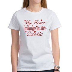Cool Exotic Cat Breed designs Tee