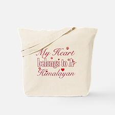 Cool Himalayan Cat Breed designs Tote Bag