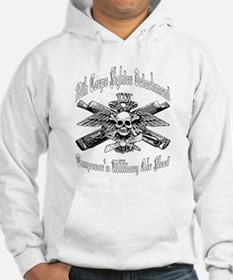 Fighter Sqdn Skull Eagle white.png Hoodie