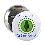Earth Steward 2 Button