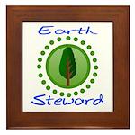 Earth Steward 2 Framed Tile