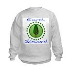 Earth Steward 2 Kids Sweatshirt