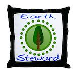 Earth Steward 2 Throw Pillow