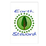 Earth Steward 2 Postcards (Package of 8)