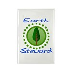 Earth Steward 2 Rectangle Magnet (100 pack)