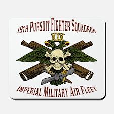 19th Pursuit Squadron Mousepad