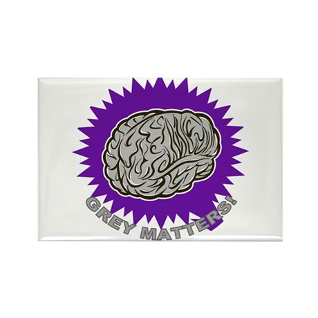 Walk to End Alzheimers Rectangle Magnet