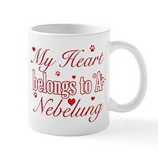 Cool Nebelung Cat Breed designs Mug