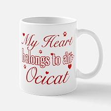 Cool Ocicat Cat breed designs Mug