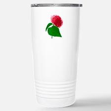 Imaginary Hydrangea Travel Mug