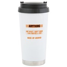 Cool Somali Cat breed designs Thermos Can Cooler