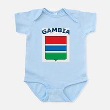 Gambia Infant Creeper