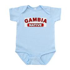 Gambia Native Infant Creeper