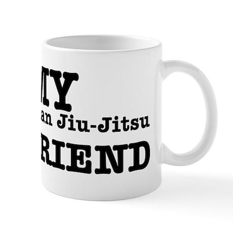 Brazilian Jiu-Jitsu designs Mug