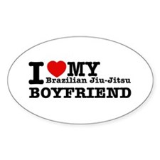 Brazilian Jiu-Jitsu designs Decal