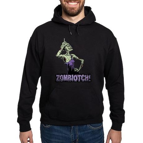 Zombiotch! Hoodie (dark)