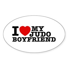 Judo designs Decal