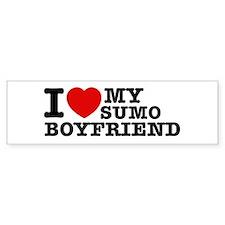 Sumo designs Bumper Sticker