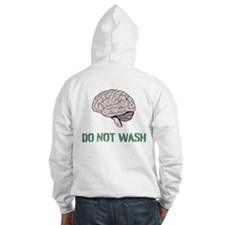 DO NOT WASH BRAIN Hoodie