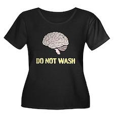 DO NOT WASH BRAIN T
