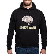 DO NOT WASH BRAIN Hoodie