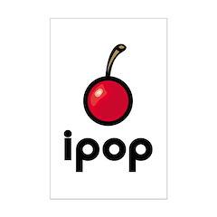 ipop cherry Posters