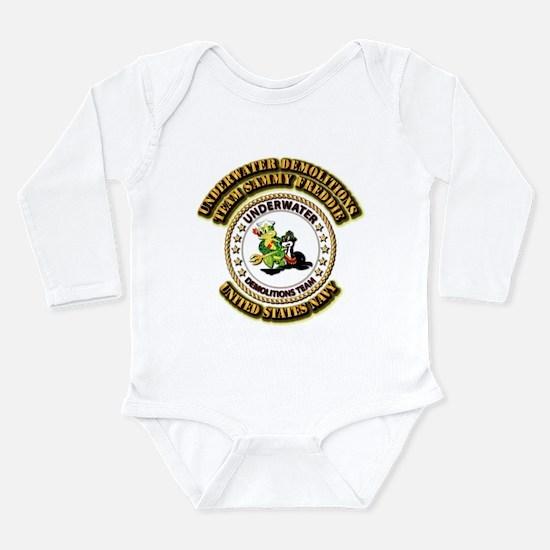 US Navy - Emblem - UDT - Sammy - Freddie Long Slee