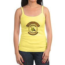US Navy - Emblem - UDT - Sammy - Freddie Jr.Spaghetti Strap