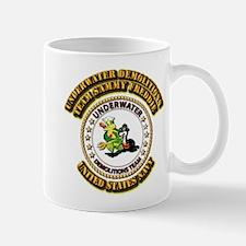 US Navy - Emblem - UDT - Sammy - Freddie Mug