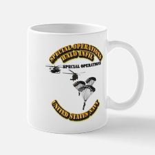 US Navy - Special Operations - HALO - Infil Mug