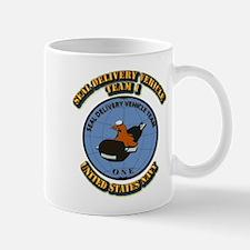 US Navy - SSI - Seal Delivery Vehicle Team - 1 Mug