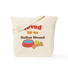 Italian Hound Dog Gift Tote Bag