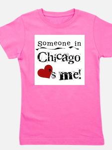 Chicago Loves Me T-Shirt