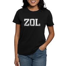 ZOL, Vintage, Tee