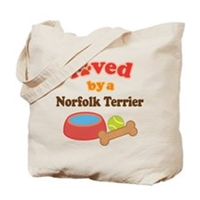 Norfolk Terrier Dog Gift Tote Bag