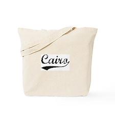 Vintage Cairo Tote Bag