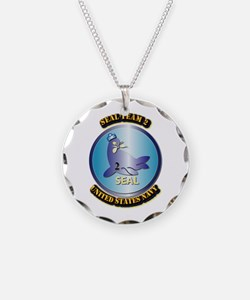 SSI - US Navy - Seal Team 2 Necklace