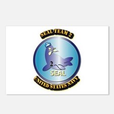 SSI - US Navy - Seal Team 2 Postcards (Package of