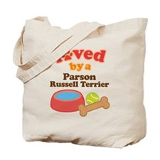 Parson Russell Terrier Dog Gift Tote Bag