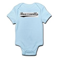 Vintage Brazzaville Infant Creeper