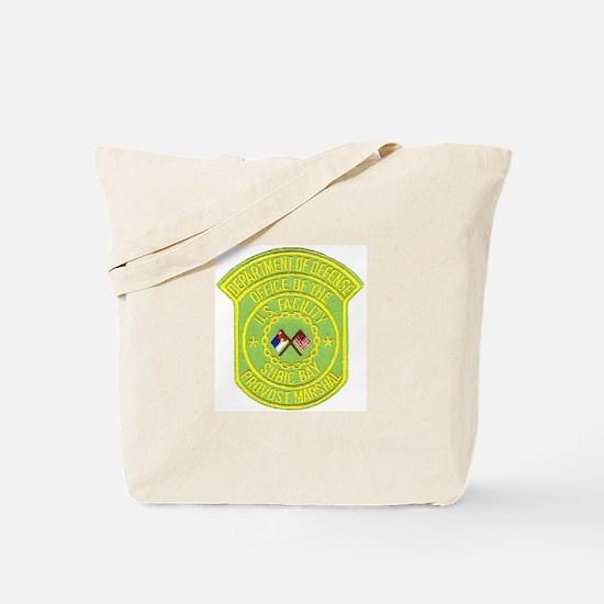 Subic Bay MP Tote Bag