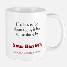 Your Dan Self basic Mug