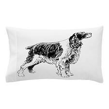 Springer Spaniel Pillow Case