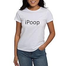iPoop.png Tee