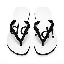 iPoop.png Flip Flops